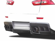 2008-2017 Mitsubishi Lancer Evolution 10 VR-S Rear Diffuser