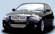 2009-2011 BMW 3 Series Upper Class Polished Stainless Mesh Grille
