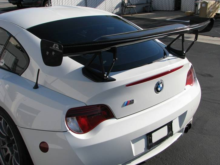 2009 2012 Bmw Z4m Coupe Gtc200 Spec Rear Wing