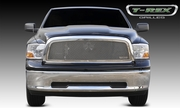 2009-2012 Dodge Ram 1500 Upper Class Stainless Mesh Grille, 1 Pc