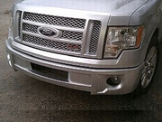 2009-2014 FORD F150 BUMPER COVER FACTORY ROUND LIGHTS