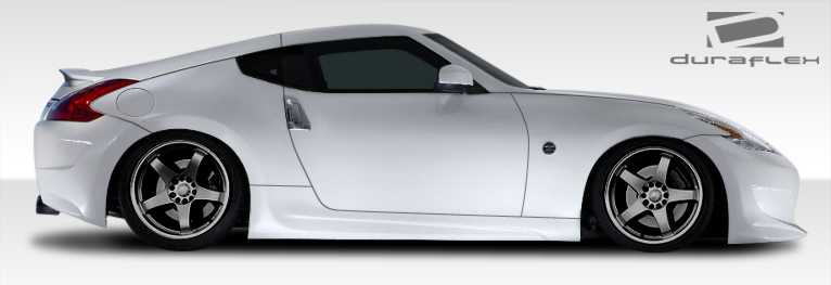 2009 2013 nissan 370z duraflex ams gt body kit. Black Bedroom Furniture Sets. Home Design Ideas