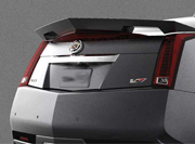2009-2015 Cadillac CTS-V Coupe Rear Spoiler