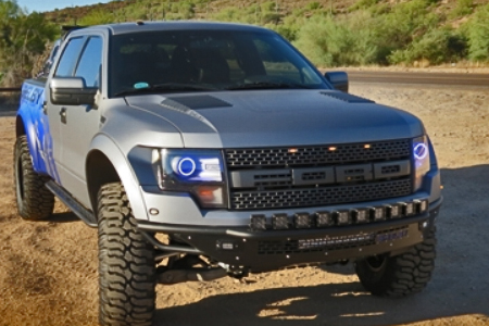 20092014 Ford F150 Shelby Raptor Race Series R Front Bumper