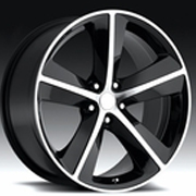 "2009-2018 Dodge Challenger SRT8 Styled Reproduction 22"" wheels"