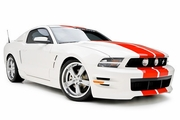 2010-2012 Ford Mustang Boy Racer Body Kit / Ground Effects