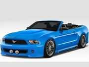 2010-2012 Ford Mustang Eleanor Body Kit
