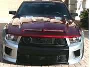 2010-2012 Ford Mustang GT Front Fascia - Bumper Replacement