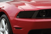 2010-2012 Ford Mustang Head Light Covers