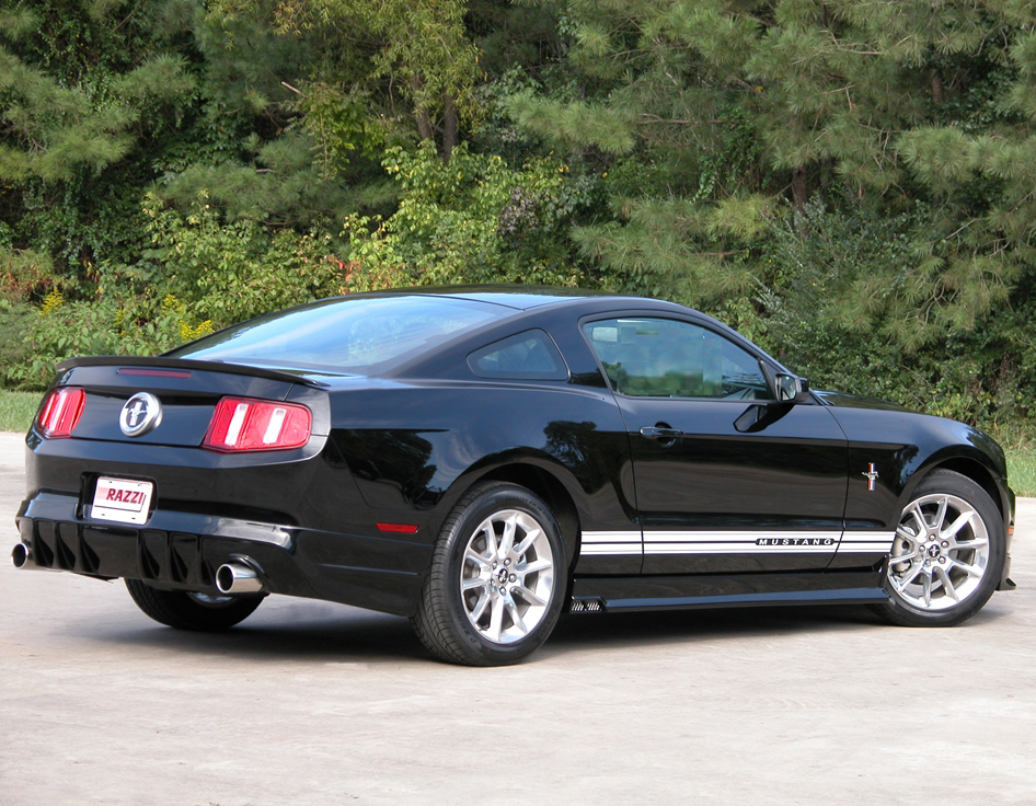 2010 2012 ford mustang v6 ground effects bodykits mstgrzzi v6. Black Bedroom Furniture Sets. Home Design Ideas