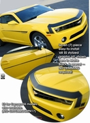 2010-2013 Chevrolet Camaro 1968 SS Style Style Graphic Kit