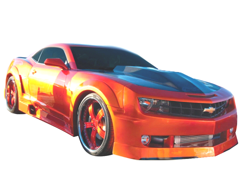 2010 2013 chevrolet camaro hot wheels widebody body kit. Black Bedroom Furniture Sets. Home Design Ideas
