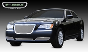 2010-2013 Chrysler 300 Upper Class Polished Stainless Mesh Grille