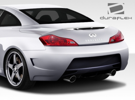 2010 2015 Infiniti G Sedan G37 Duraflex Elite Body Kit
