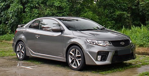 2010 2013 Kia Forte Koup Custom Body Kit