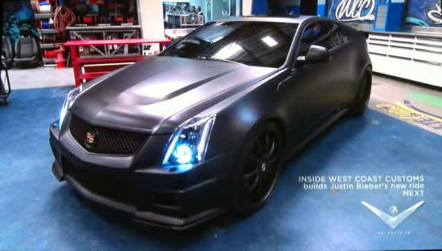 2010 2012 Cadillac Cts V Oracle Halos Kit