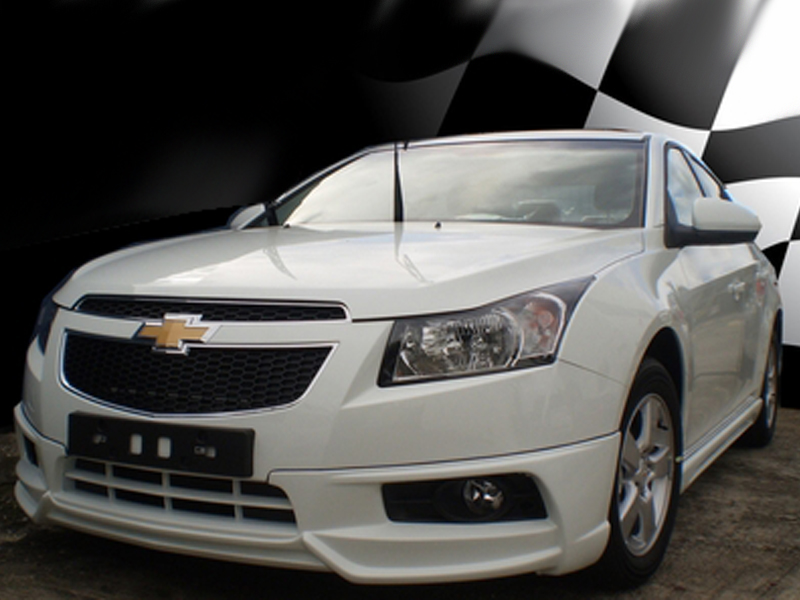 2010-2014 Chevrolet Cruze Complete Body Kit / Ground ...