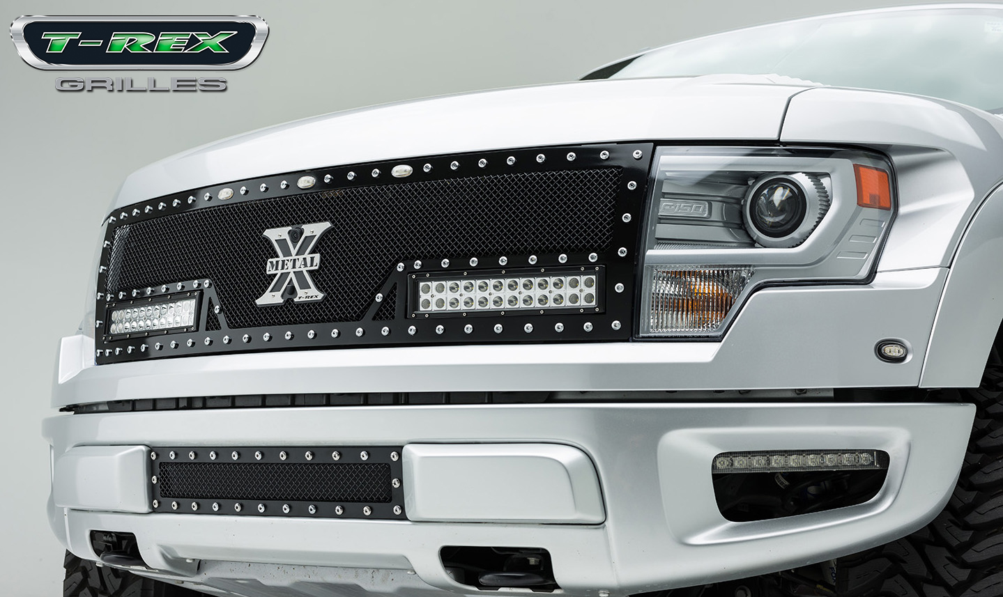 2010-2014 Ford F-150 SVT Raptor - Torch Series LED Light ...
