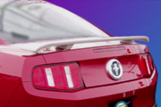 2010-2014 Ford Mustang Custom Style Rear Spoiler, Painted
