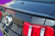 2010-2014 Ford Mustang OE Style Rear Spoiler, Painted