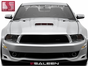 2010-2014 Saleen Red Butterfly Induction 351 Mustang Hood