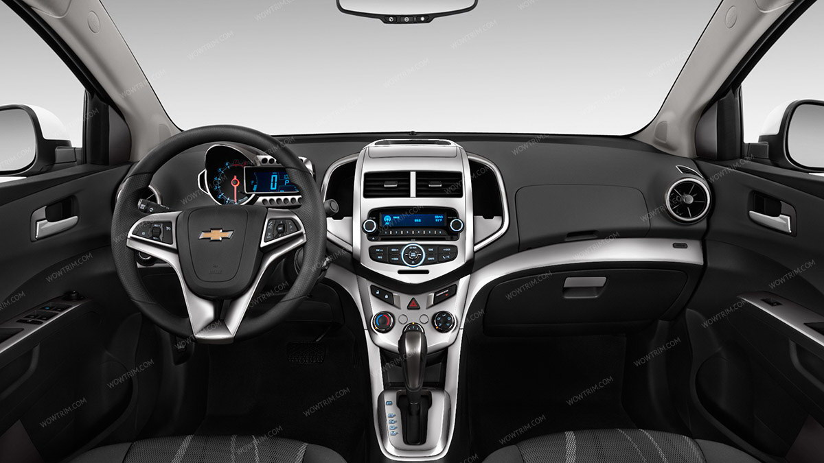 Black Chevy Cruze >> 2010-2015 Chevrolet Cruze Basic Interior Dash Trim Kit, 37 Pcs CTCZ11A