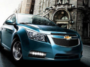2010-2015 Chevrolet Cruze LED Fog Lights DRL Replacements