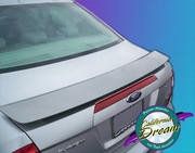 2010-2012 Ford Fusion Custom Style Rear Spoiler, Painted