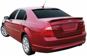 DISCONTINUED Ford Fusion Painted Custom Style Flush Mount Spoiler 2010-2012