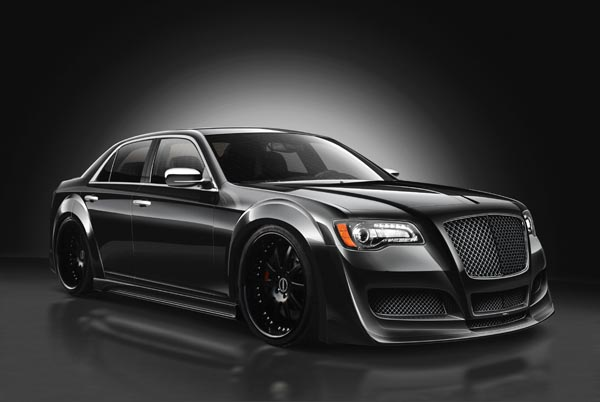 Chrysler C Veilside Body Kit