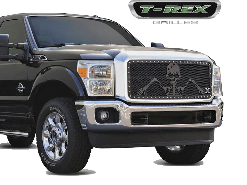 F250 Urban Assault Grille F350 Assult Grille Ford Super Duty Black Ops