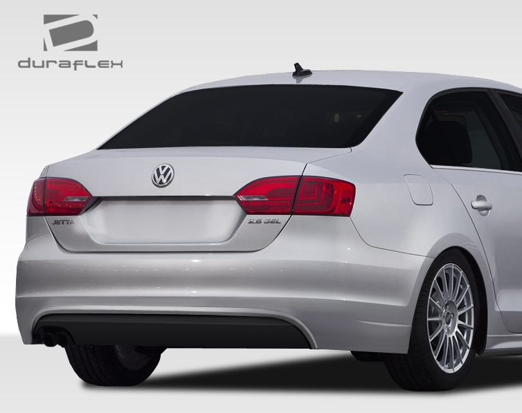 2011 2013 Volkswagen Jetta Duraflex R Look Body Kit