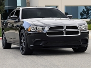 2011-2014 Charger Grilles