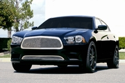 2011-2014 Charger Upper Class Stainless Mesh Grille