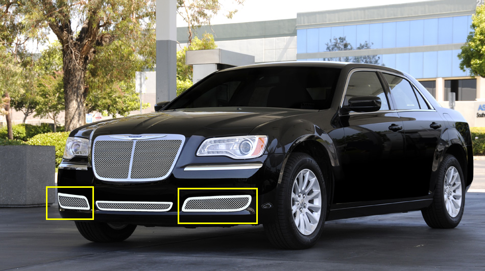2012 Chrysler 200 Grill >> 300 Bentley Grilles, Chrysler 300 Bentley Grilles, 2013 Chrysler 300 Bentley Grille