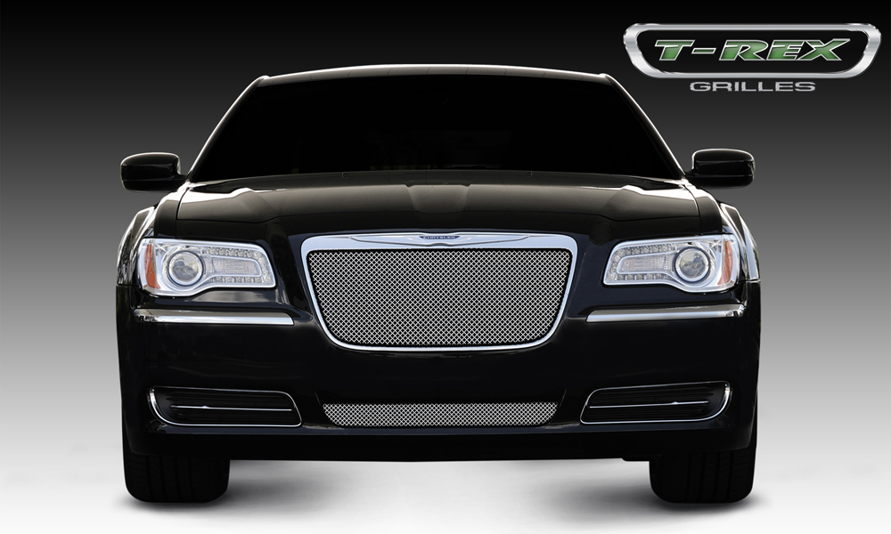 2011 2014 Chrysler 300 Sport Series Formed Mesh Grille