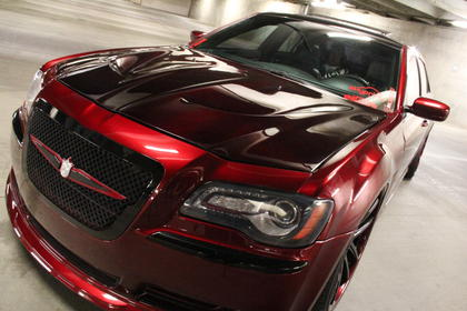 Tricked Out Accessories >> 2011-2014 Chrysler 300C Heat Extraction Hood