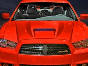 2011-2014 Dodge Charger Duraflex SRT8 Styled Hood