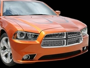2011-2014 Dodge Charger Grille Overlay by ACC