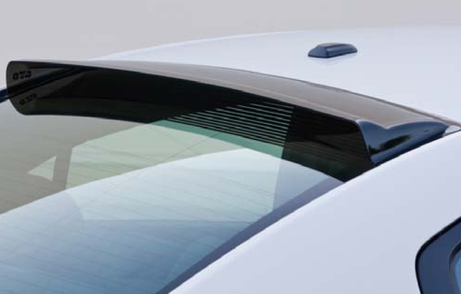 2011 2018 Dodge Charger Solarwing Roof Spoiler Gts 51177