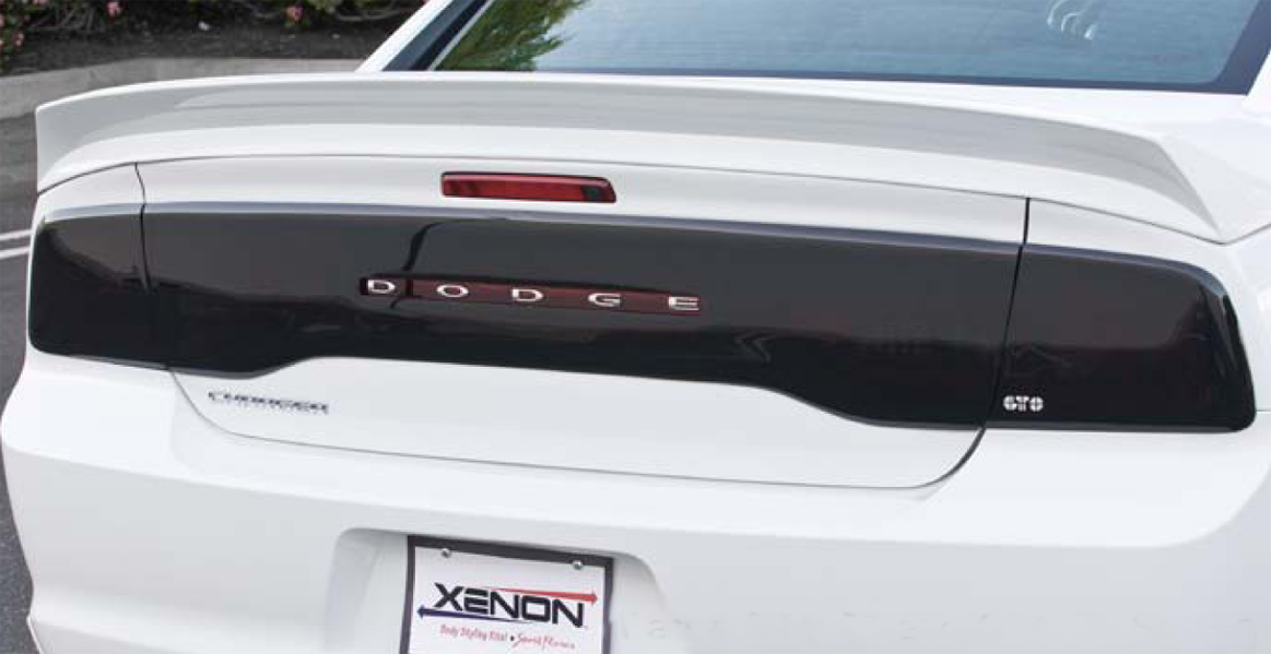 2011 2014 Dodge Charger Taillight Covers