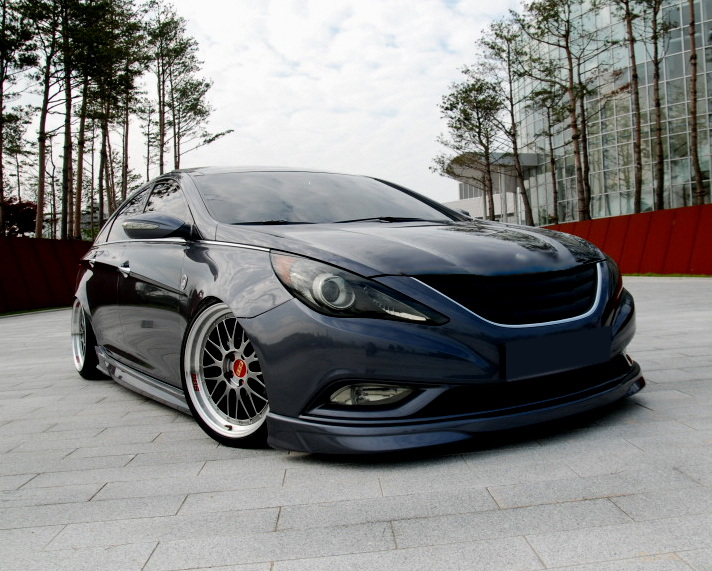 2011 2013 Hyundai Sonata Bodykit Ground Effects