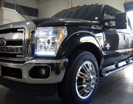 Ford Superduty F250 F350 F450 F550 99 14 Projector