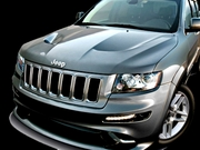 2011-2019 Jeep Grand Cherokee SRT Style Hood