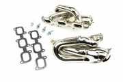 2011-2017 Mustang 3.7 V6 BBK   Shorty Tuned Length Exhaust Headers - 1-5/8 Silver Ceramic
