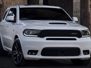 Dodge Durango SRT Hood 2011-2018 Genuine Mopar