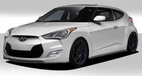 2012 2016 hyundai veloster duraflex gt racing body kit 5. Black Bedroom Furniture Sets. Home Design Ideas