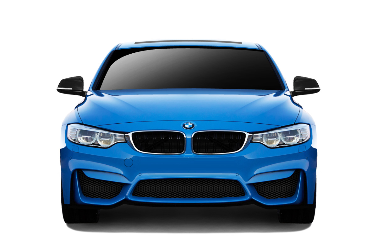 Rear Bumper Replacement >> 2012-2018 BMW 3 Series F30 Couture M3 Look Body Kit - 5 Piece