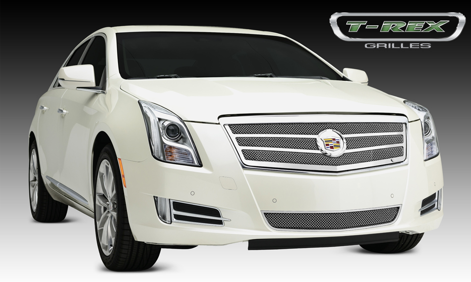 2013 2014 cadillac xts upper class formed mesh grille. Black Bedroom Furniture Sets. Home Design Ideas