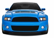 2013 2014 Ford Mustang GT500 Style Conversion Hood